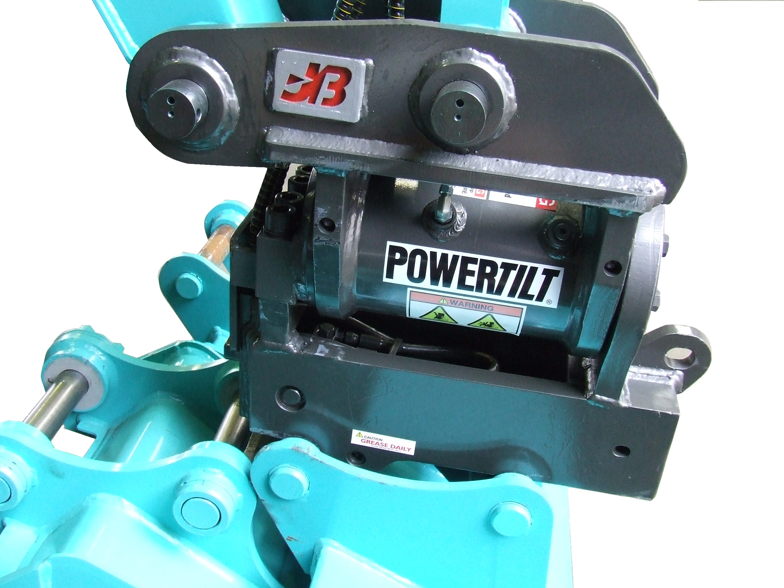 DLM Machinery - Powertilt machine