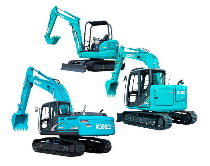 DLM Machinery - Kobelco Machinery