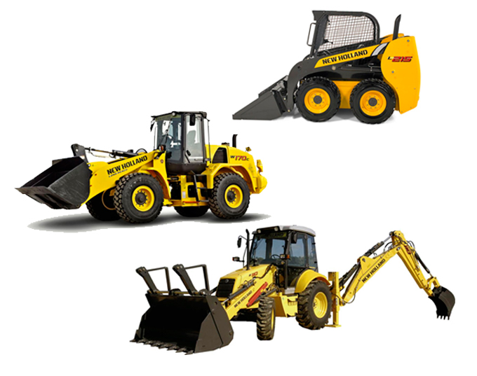 DLM Machinery - New Holland Equipment Machines