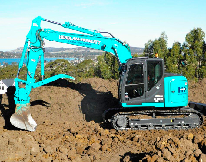 DLM Machinery - Tasmania's Kobelco and New Holland