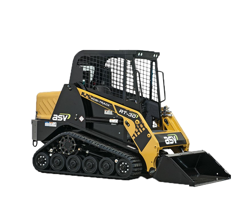 ASVPosi-Track Loaders & Site Dumpers Equipment | DLM Machinery