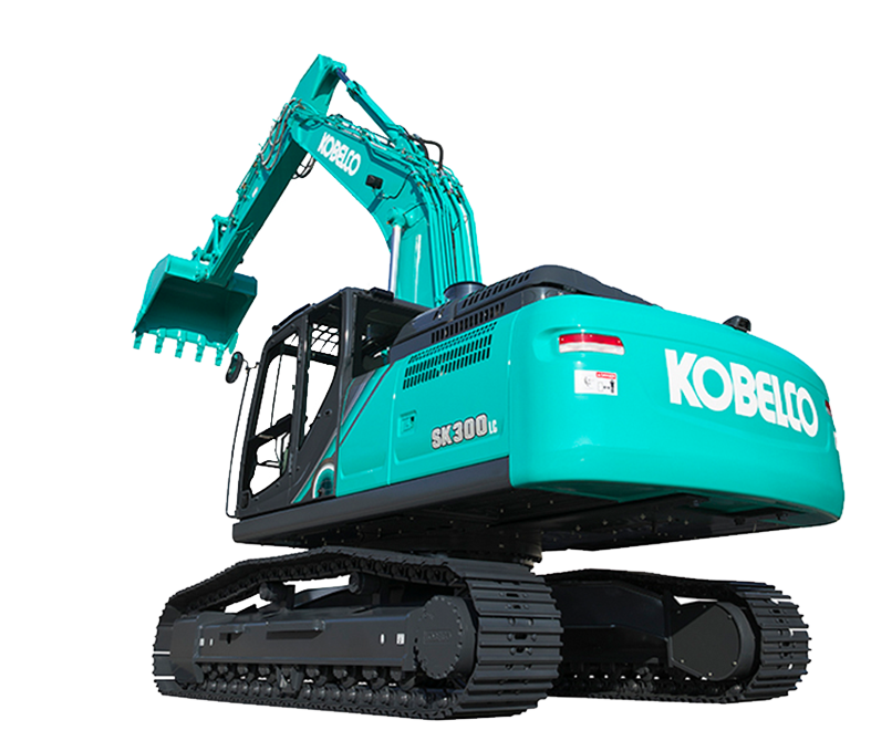 Kobelco Excavator Equipment | DLM Machinery